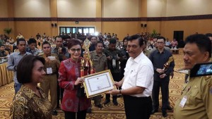 Anugerah Pangripta Nusantara, Penghargaan APN 2016, Musrenbang RKPD