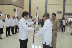 Dewan Kehormatan, PMI Sulut ,Steven Kandouw,  Prof. Ginanjar Kartasasmita