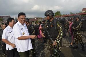 Polda Sulut Kirim Pasukan untuk Operasi Tinombala 2016