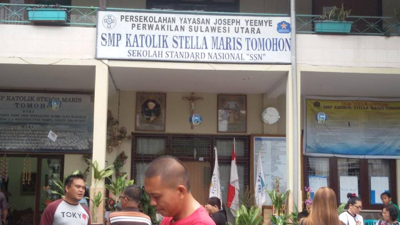 Peristiwa yang melibatkan oknum guru dan siswi SMP Katolik Stella Maris coreng Kota Regilius dan Pendidikan Tomohon