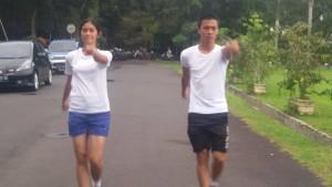 Kaunang-Sangari Terpilih Utusan Tomohon ke Seleksi Paskibraka Provinsi