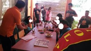 Satuan Polisi Pamong Praja, inspeksi mendadak ,  BKD Sulut, Femmy M Suluh