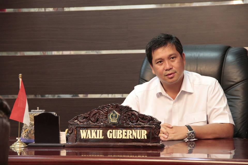 Wagub Kandouw Akan Evaluasi Kinerja THL Pemprov Sulut