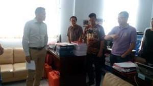 Ronald Kandoli , SKPD , Minahasa Tenggara