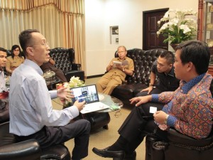 Korea Selatan, Brian W Kwon , Munhwa Media Rep, Pariwisata di Sulut