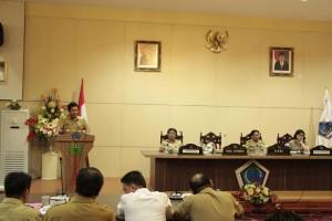Wagub Sulut kembali Warning SKPD soal Pengelolaan Keuangan