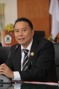 Wali Kota Jimmy F Eman SE Ak