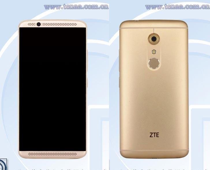 ZTE Axon 2 , ZTE TENAA, spesifikasi  ZTE Axon 2