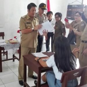 UN Minahasa , Ivansa ,  Ujian Nasional