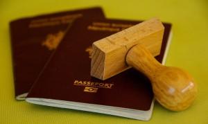 Buku Paspor, Paspor Digital, De La Rue,