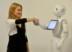 Pepper, Robot Humanoid , Softbank Robotics,