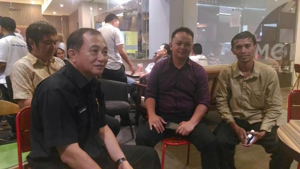 Magang ke Jepang , Disnakertrans Sulut, Marcel Sendoh, Gambate Indonesia, Meydi Lensun,