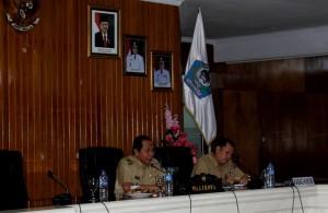 Pemkot Bitung Akan Usulkan 6 Ranperda ke DPRD Bitung