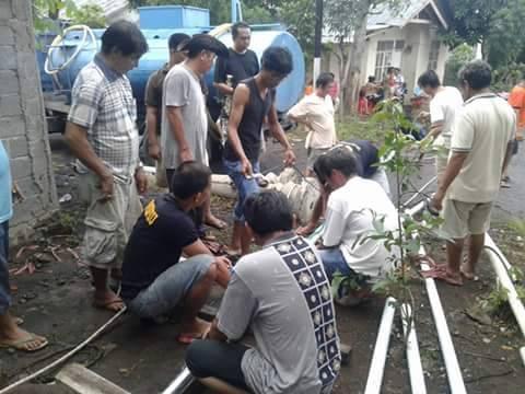 Pemkot Bitung, pelayanan public,Perumahan Torang Punya,
