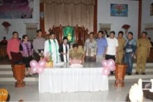 Minahasa Tenggara ,James Sumendap SH, Desa Morea ,Desa Soyowan
