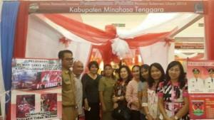 Dinkes Mitra,  Minahasa Tenggara ,  dr Rini Tamuntuan