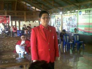 DPRD Minahasa, Edwin A Lumi, PKPI minahasa, partai PKPI