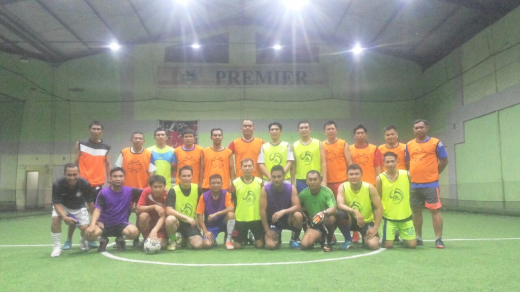Tim Futsal, PWI Sulut ,Persma Manado All-Star