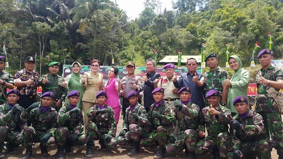 Desa Wuwuk ,Minahasa Selatan, TMMD
