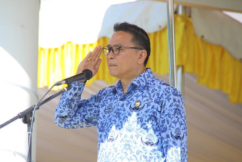 Wali Kota Tomohon Irup Harkitnas