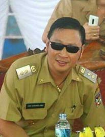 WTP Minahasa , Wakil bupati Minahasa, Ivan SJ Sarundajang ,