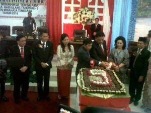 Kabupaten Minahasa Tenggara Rayakan HUT ke-9