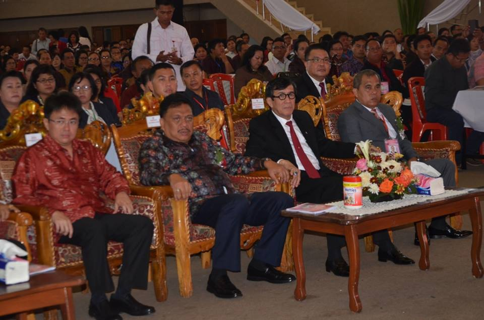 SMSI GMIM 2016, keputusan SMSI GMIM,Pdt Dr H W B Sumakul,