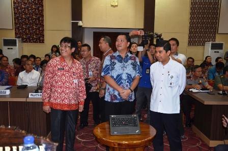 Reformasi Birokrasi , FORK3PANRB, Yuddy Chrisnandi,Birokrasi sulut,Sulawesi Utara