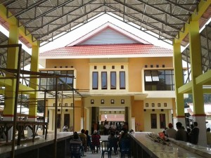 Pasar Rakyat Motoling, Pasar Motoling