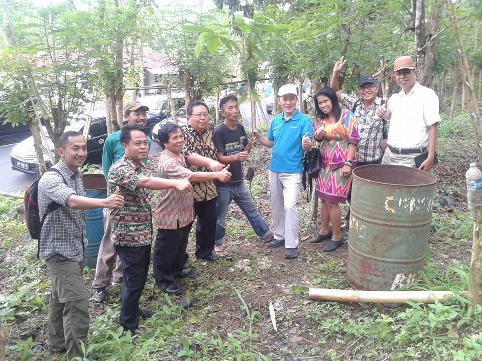 ITTO , Kayu Cempaka , Minsel, Tropical Timber Organisasi, Ir Frans Tilaar MSi,