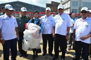 Gubernur Sulut Buka