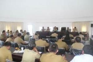 Wakil Bupati, Minahasa Tenggara, Aset SKPD