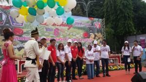 Launching TIFF, Kemenpar Targetkan 150 Ribu Kunjungan Wisatawan Lokal dan 15 Ribu Mancanegara