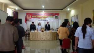8 Kandidat Bersaing di Posisi Ketua KONI Tomohon
