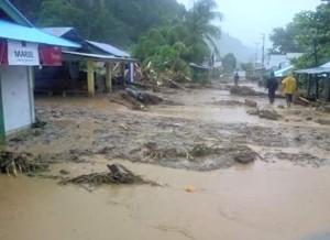 Banjir Bandang, Sangihe, bencana Sangihe