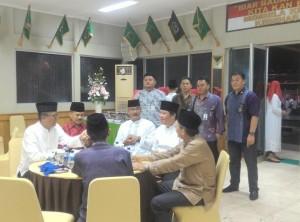 Wagub Sulut Hadiri Buka Puasa Bersama di Mako Kodam VII Wirabuana