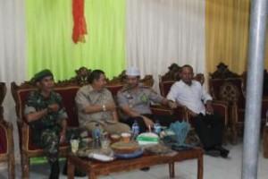 Bupati Minahasa Tenggara ,James Sumendap SH , Masjid Al Ikhlas Tombatu, Buka Puasa