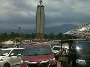 Bukit Kasih ,Desa Kanonang ,obyek wisata religius,  Reynaldo Mawikere,