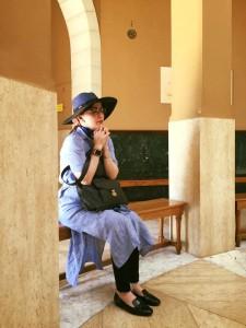 Timur Tengah, Israel, Christiany Eugenia Paruntu