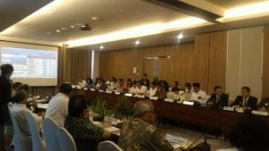 Bupati Minahasa, Drs. Jantje Wowiling Sajow MSi ,RUPS Bank SulutGo , Bank SulutGo