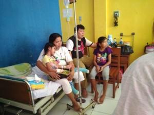dr Rini Tamuntuan , Demam Berdarah Dengue ,  Minahasa Tenggara