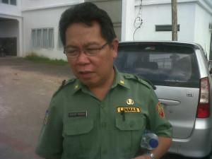 Kebun Raya Megawati Soekarno Putri, Minahasa Tenggara ,  PT Newmont Minahasa Raya,
