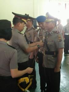 Polres Tomohon, AKBP Monang Simanjuntak SIK, Kompol Taufiq Abdih SIK ,Kompol Prevly Tampanguma SH