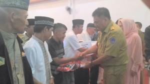 Gubernur dan Wagub Sulut Buka Puasa Bersama Warga Kotamobagu