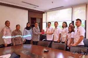 Humas dan Protokol Minahasa, Istana Presiden