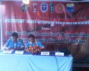 KNPI Minahasa,  Dialog Kepemudaan