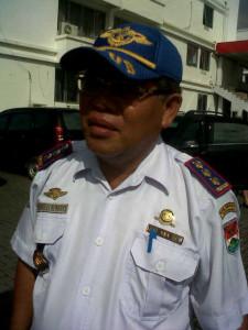Mudik Lebaran, Dishubkominfo Mitra , Minahasa Tenggara, Drs Bernard Mokosandib