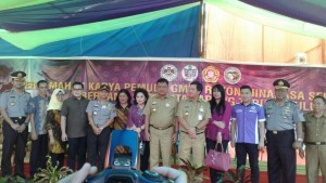 PKPG 2016,  Perkemahan Karya Pemuda , bumi Perkemahan Kinalawiran ,Kecamatan Tompasobaru,