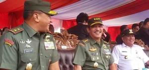 Poli Wakili Wali Kota Tomohon Hadiri Penutupan TMMD ke-96