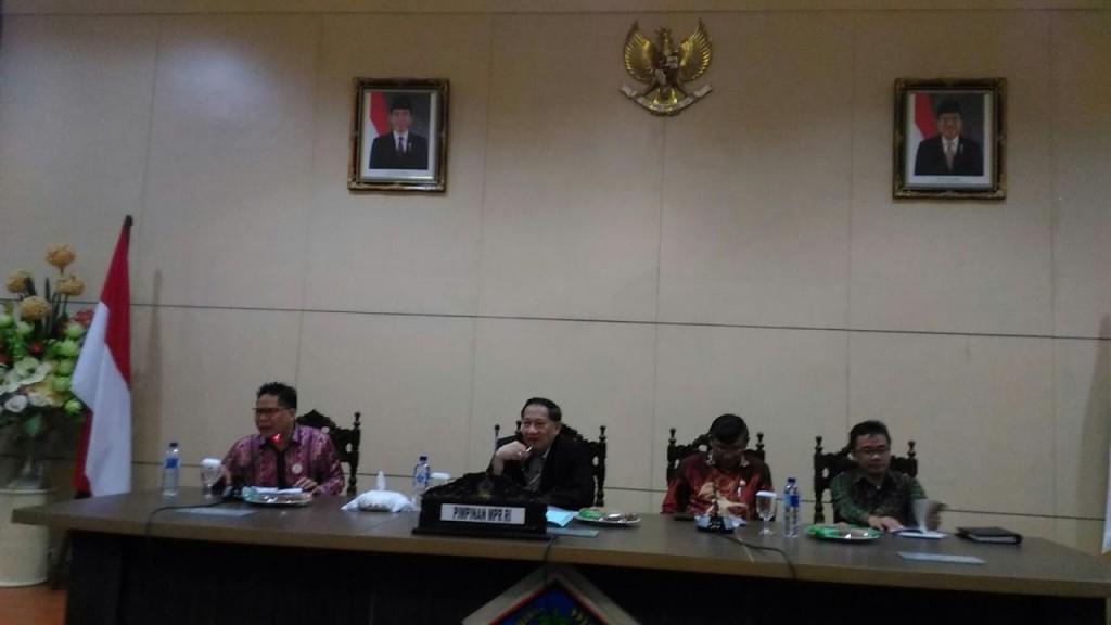 4 Pilar Kebangsaan, MPR , Pemprov Sulut